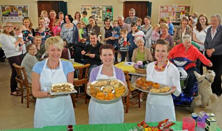 Community Cafe Nominated for Community Pride Award