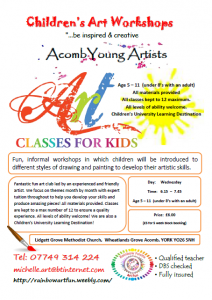 Acomb Young Artists Club